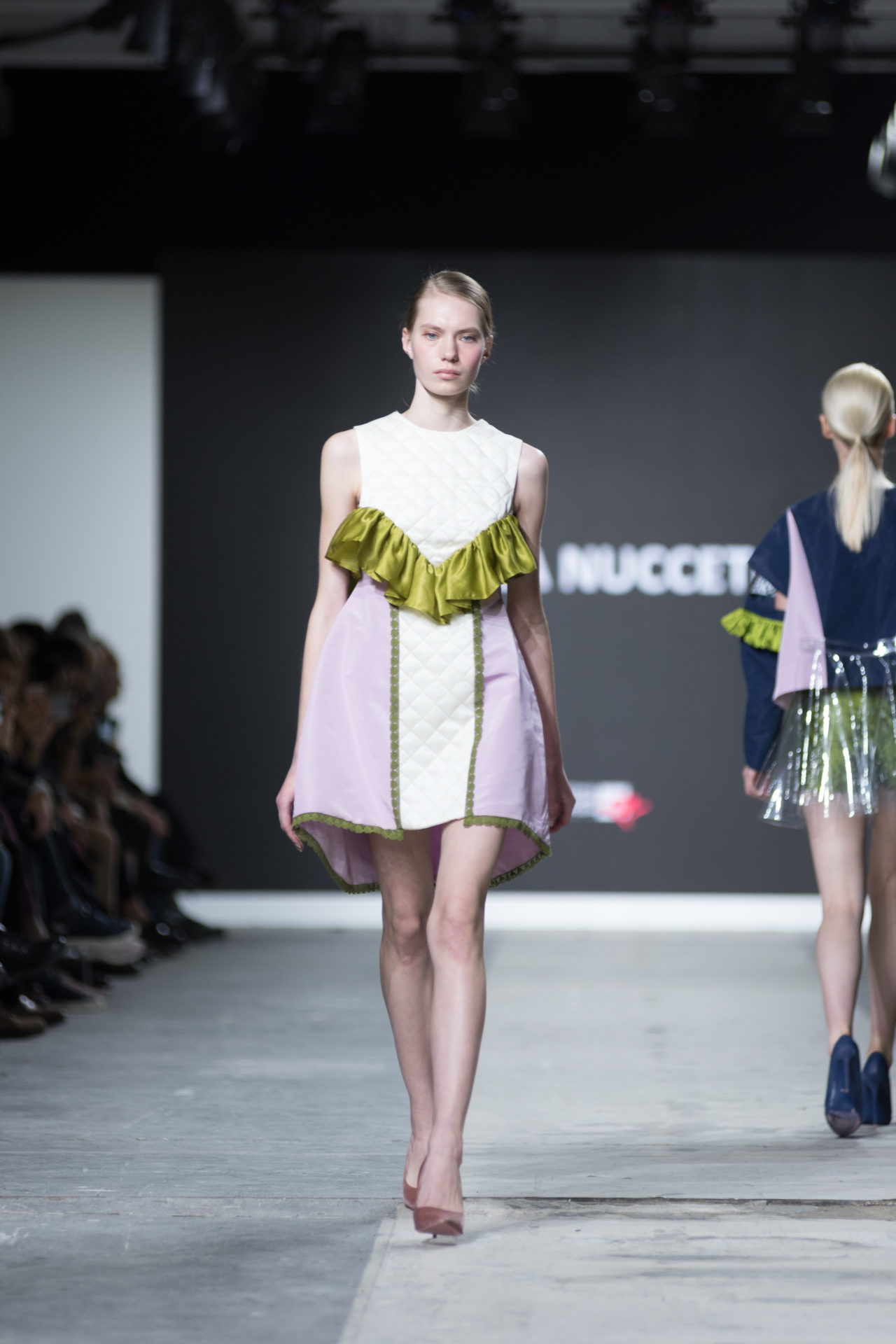 Fashion Designer: Mchela Nuccetelli - Fashion Graduate Italia Fashion Show - Accademia Costume & Moda