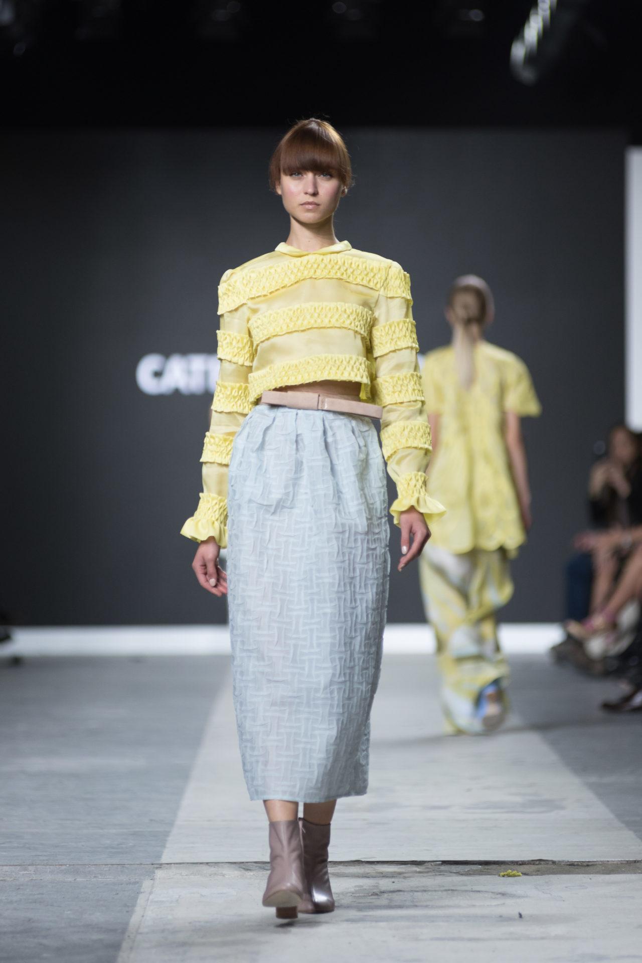 Fashion Designer: Caterina Moro -Fashion Graduate Italia Fashion Show - Accademia Costume & Moda