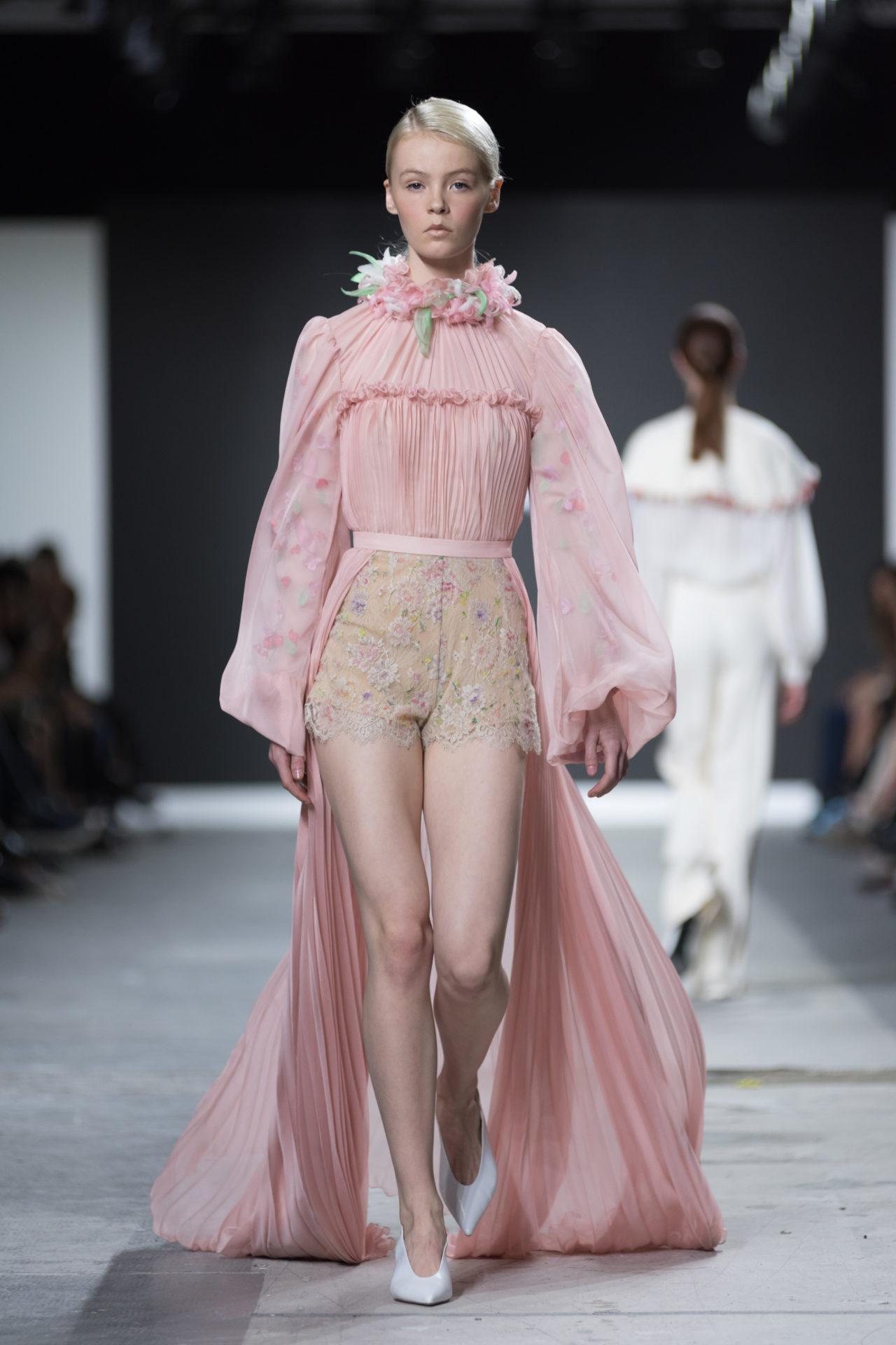 Fashion Designer: Nikita Jayakumar - Fashion Graduate Italia Fashion Show - Accademia Costume & Moda