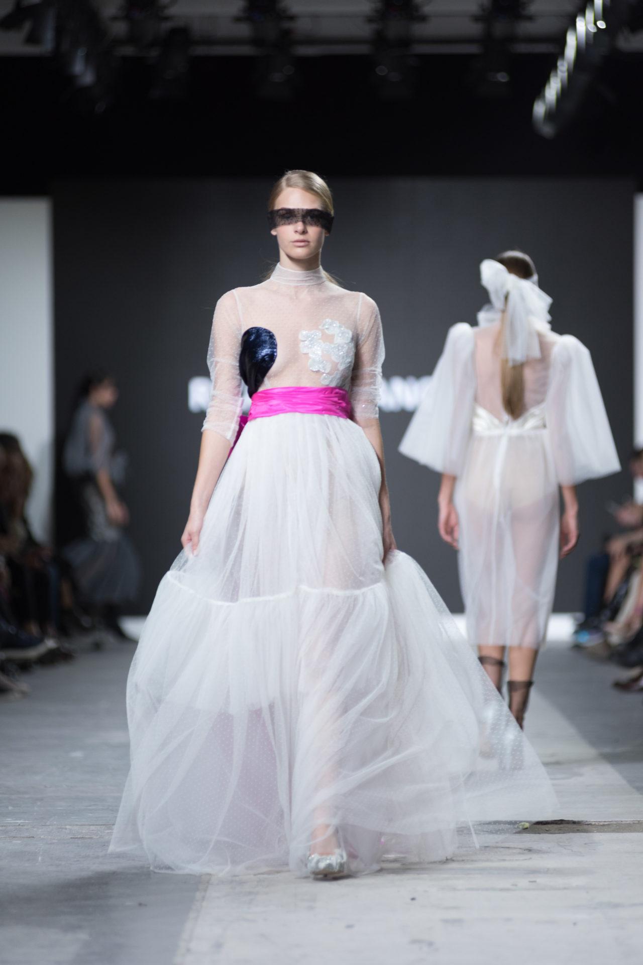 Fashion Designer: Riccardo Sanchez - Fashion Graduate Italia Fashion Show - Accademia Costume & Moda