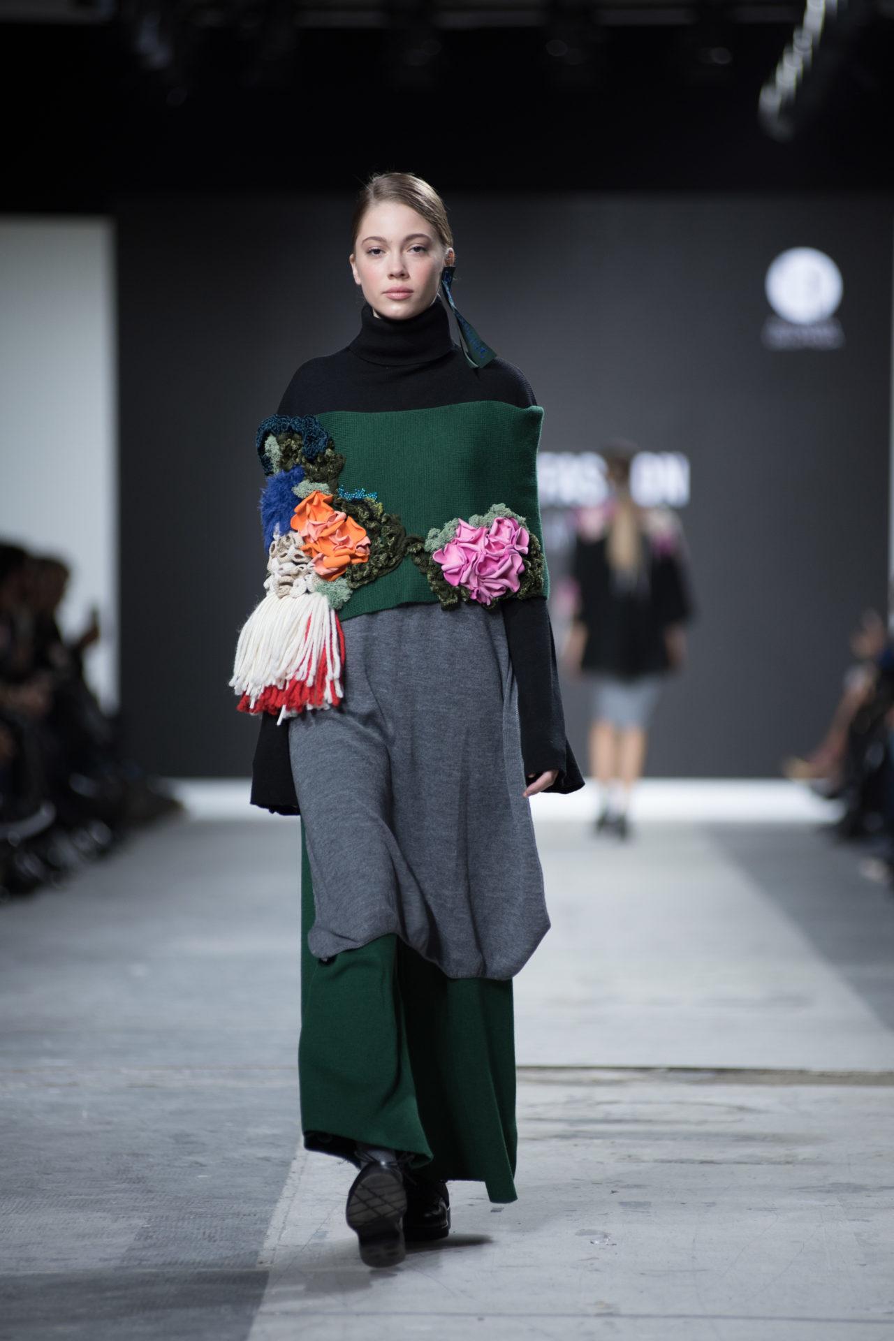 Fashion Designer: Rossella Amato - Fashion Graduate Italia Fashion Show - Accademia Della Moda