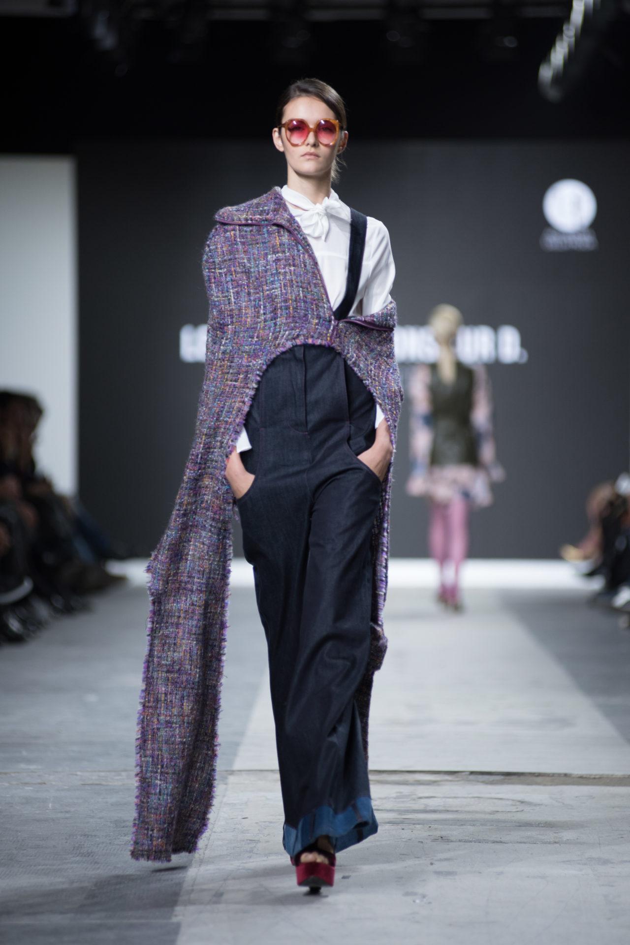 Fashion Designer: Davide Favetta - Fashion Graduate Italia Fashion Show - Accademia Della Moda