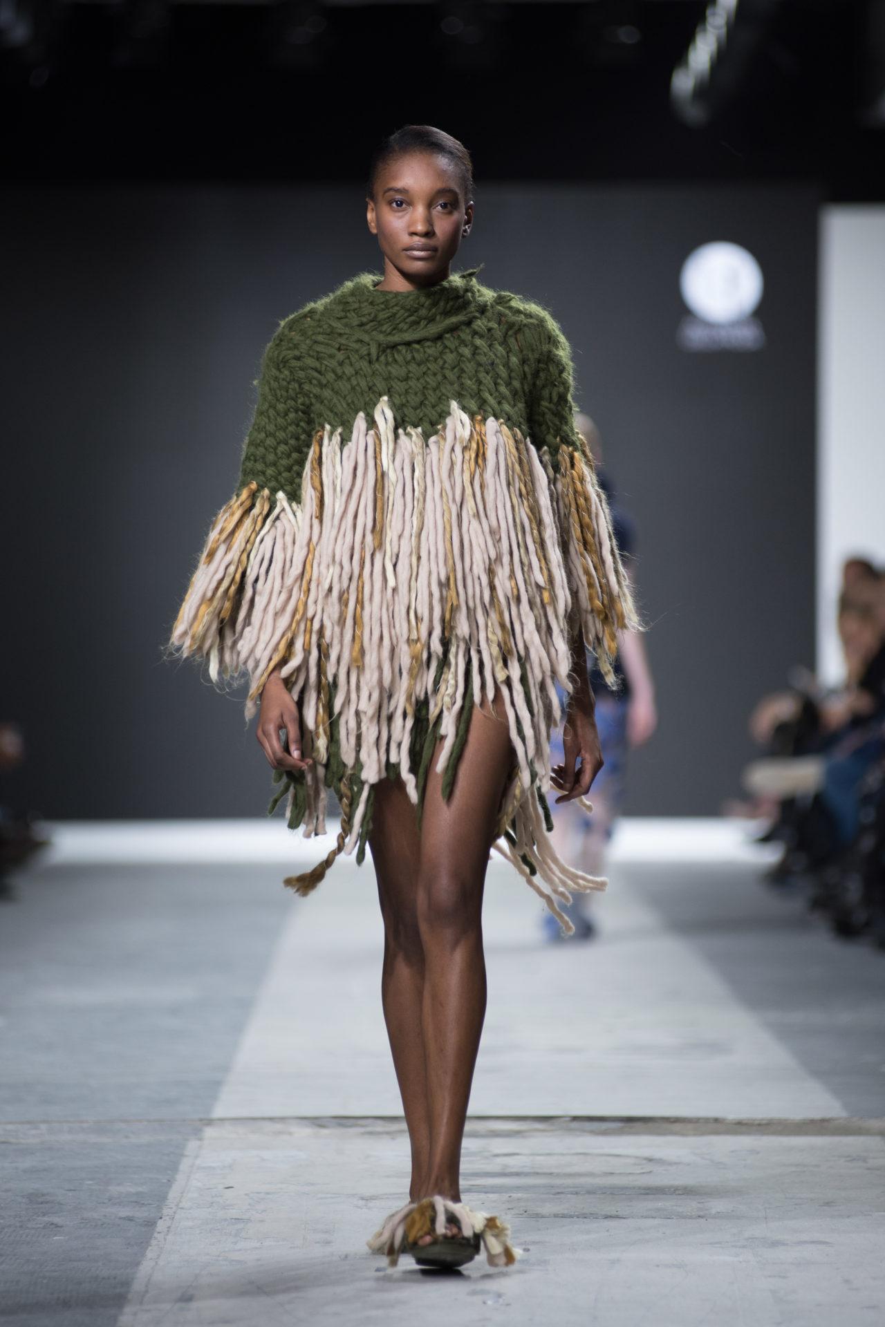 Fashion Designer: Arianna Di Maio - Fashion Graduate Italia Fashion Show - Accademia Della Moda