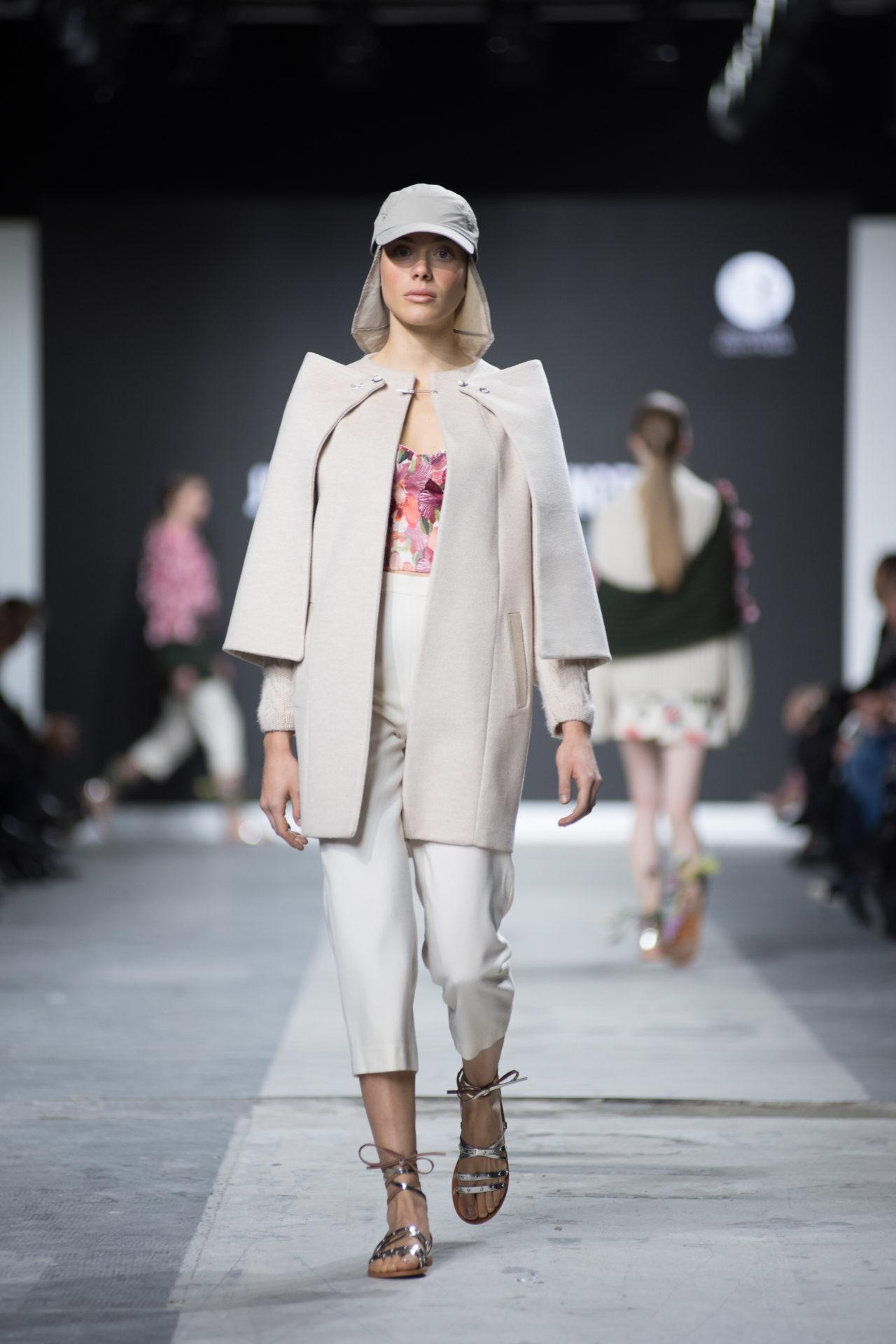 Fashion Designer: Michela Cavaliera - Fashion Graduate Italia Fashion Show - Accademia Della Moda