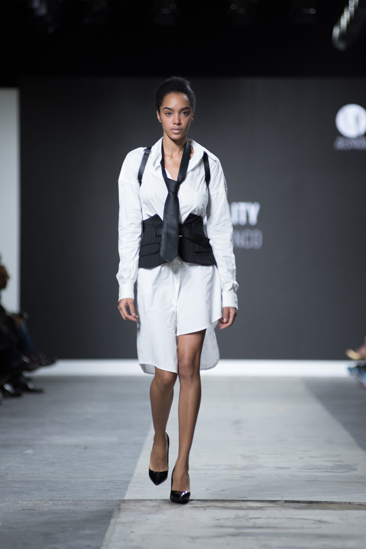 Fashion Designer: Marika Genko - Fashion Graduate Italia Fashion Show - Accademia Della Moda