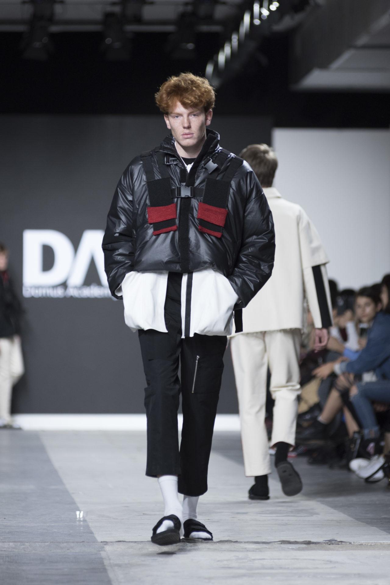 Fashion Designer: Kanglei Wang - Fashion Graduate Italia Fashion Show - Domus Academy