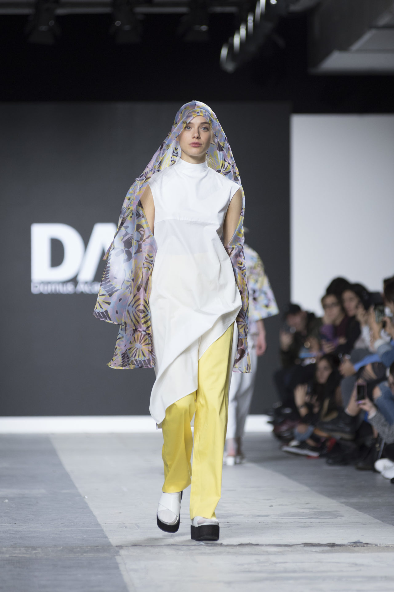 Fashion Designer: Ybei Liang - Fashion Graduate Italia Fashion Show - Domus Academy
