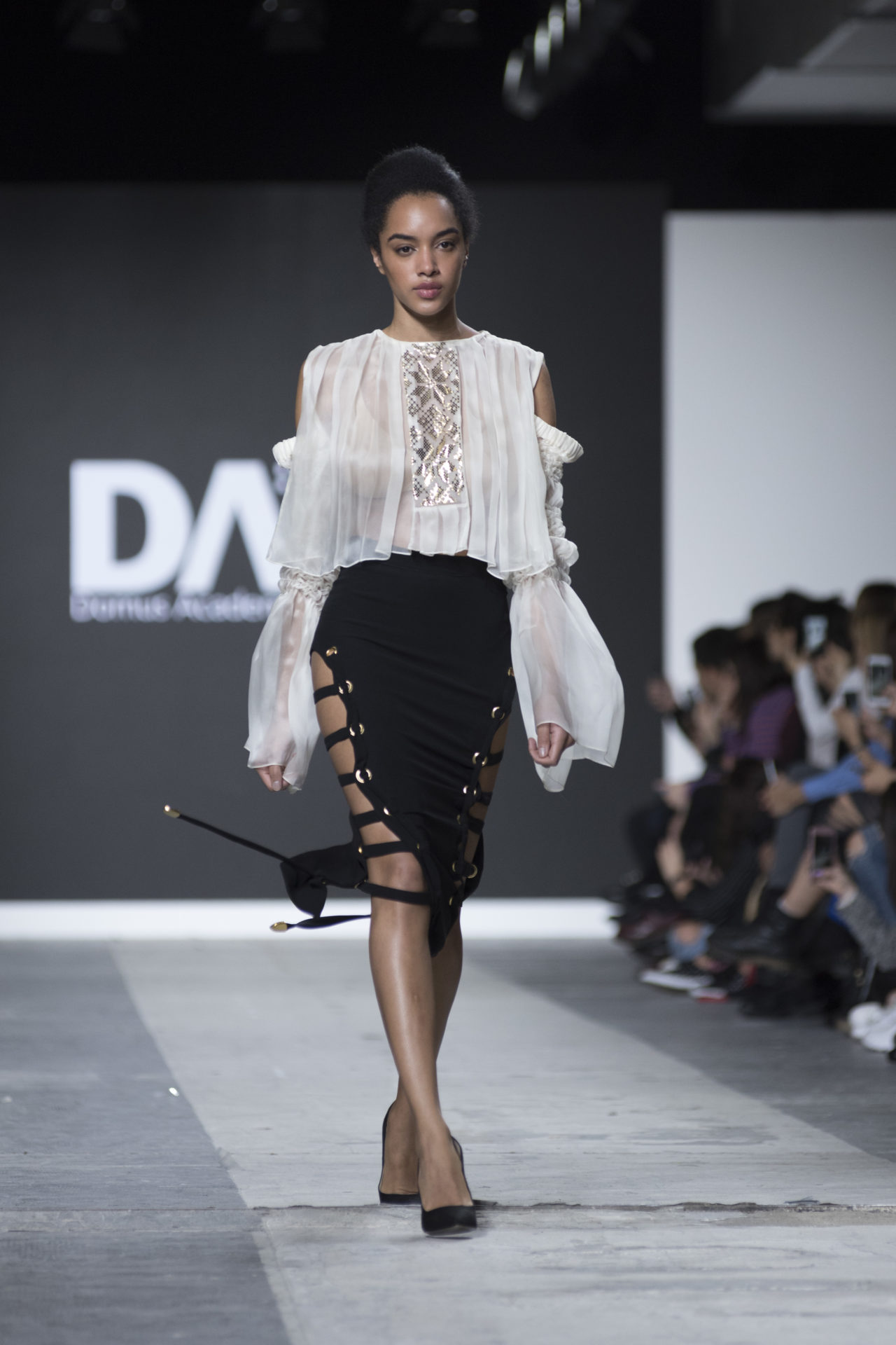 Fashion Designer: Gyanendu Baruah - Fashion Graduate Italia Fashion Show - Domus Academy