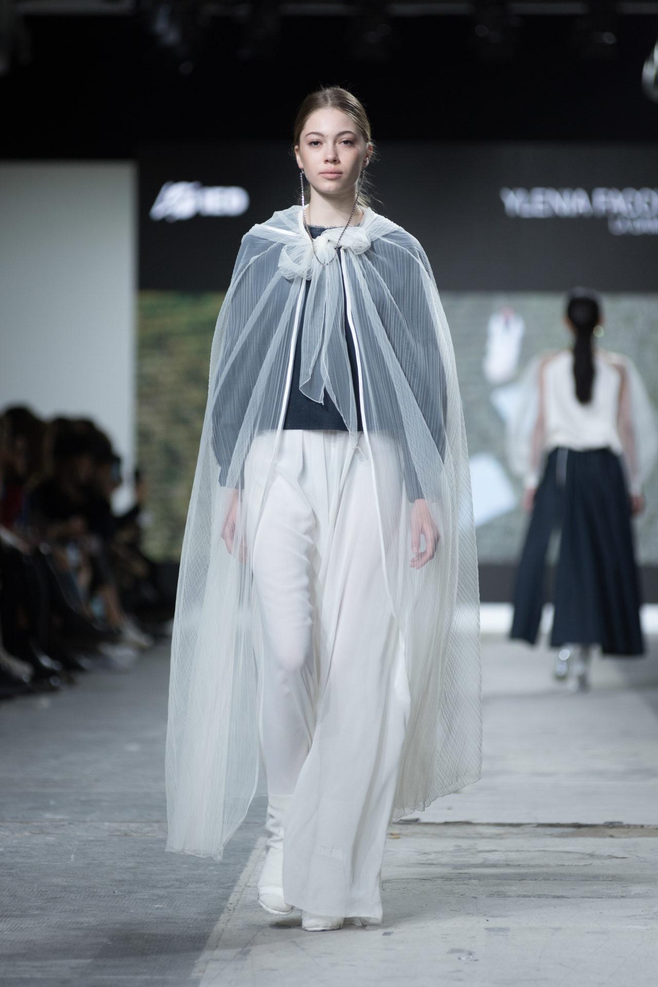 Fashion Designer: Ylenia Facchetti - Fashion Graduate Italia Fashion Show - IED Milano