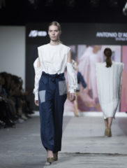 Fashion Designer: Antonio D'Addio – Fashion Graduate Italia Fashion Show – IED Milano