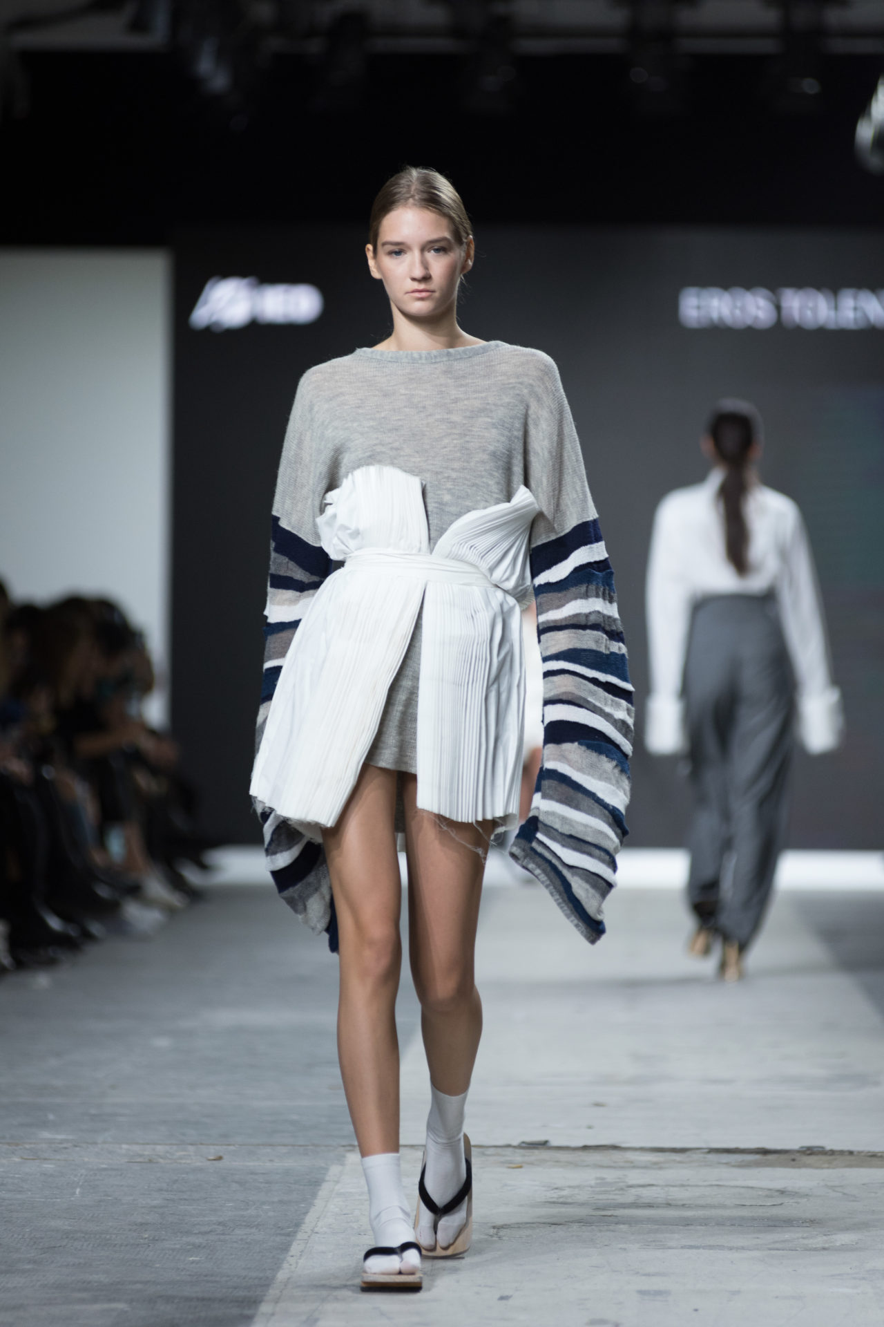 Fashion Designer: Eros Tolentino - Fashion Graduate Italia Fashion Show - IED Milano