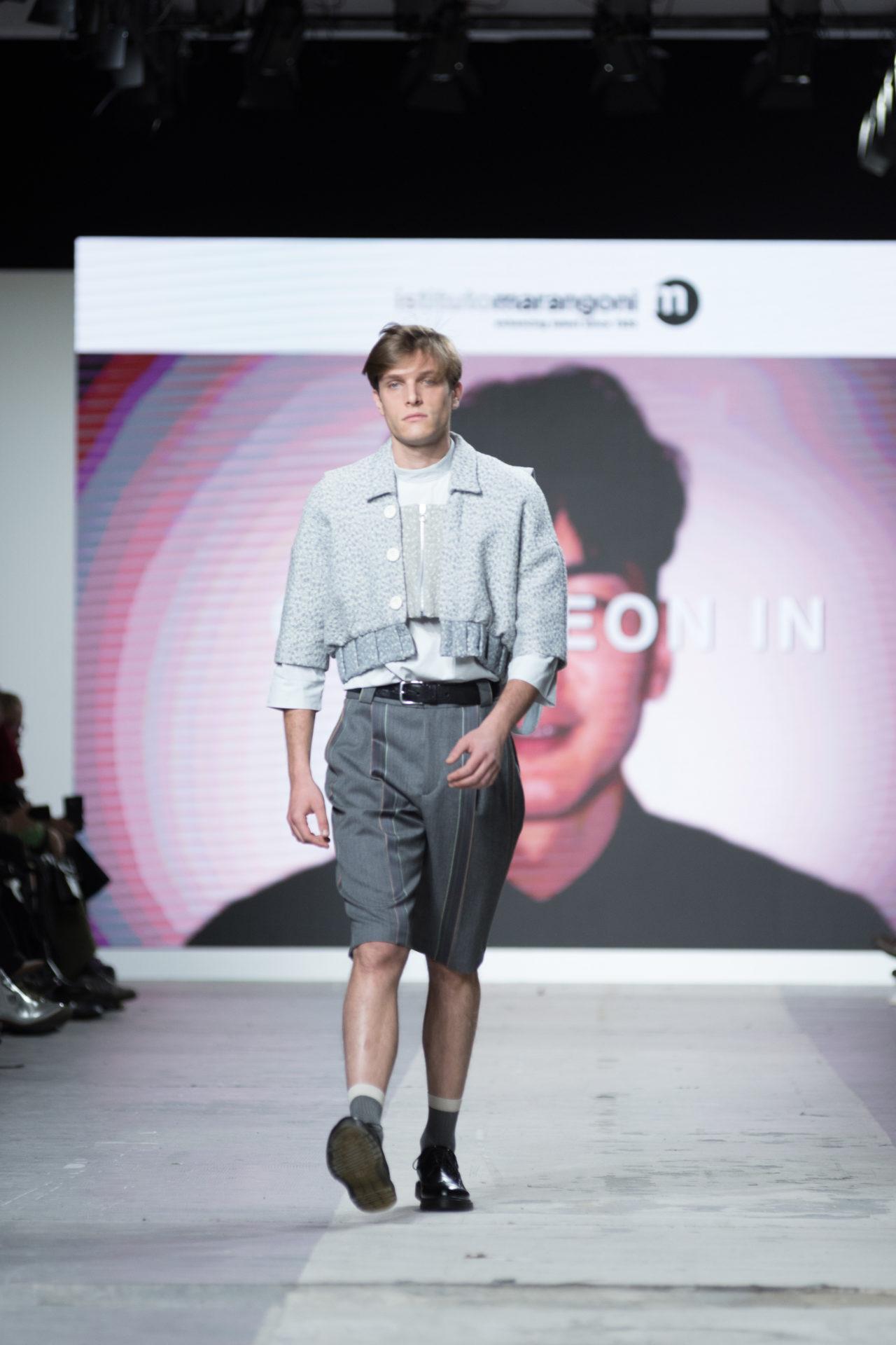 Fashion Designer: choi Yeon In - Fashion Graduate Italia Fashion Show - Istituto Marangoni