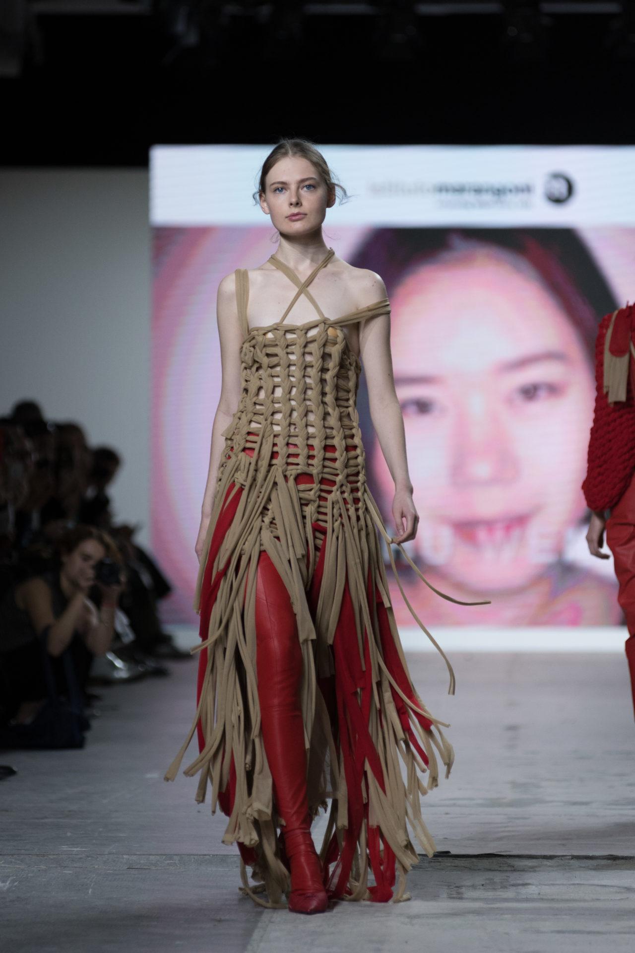 Fashion Designer: Wen Zhu - Fashion Graduate Italia Fashion Show - Istituto Marangoni