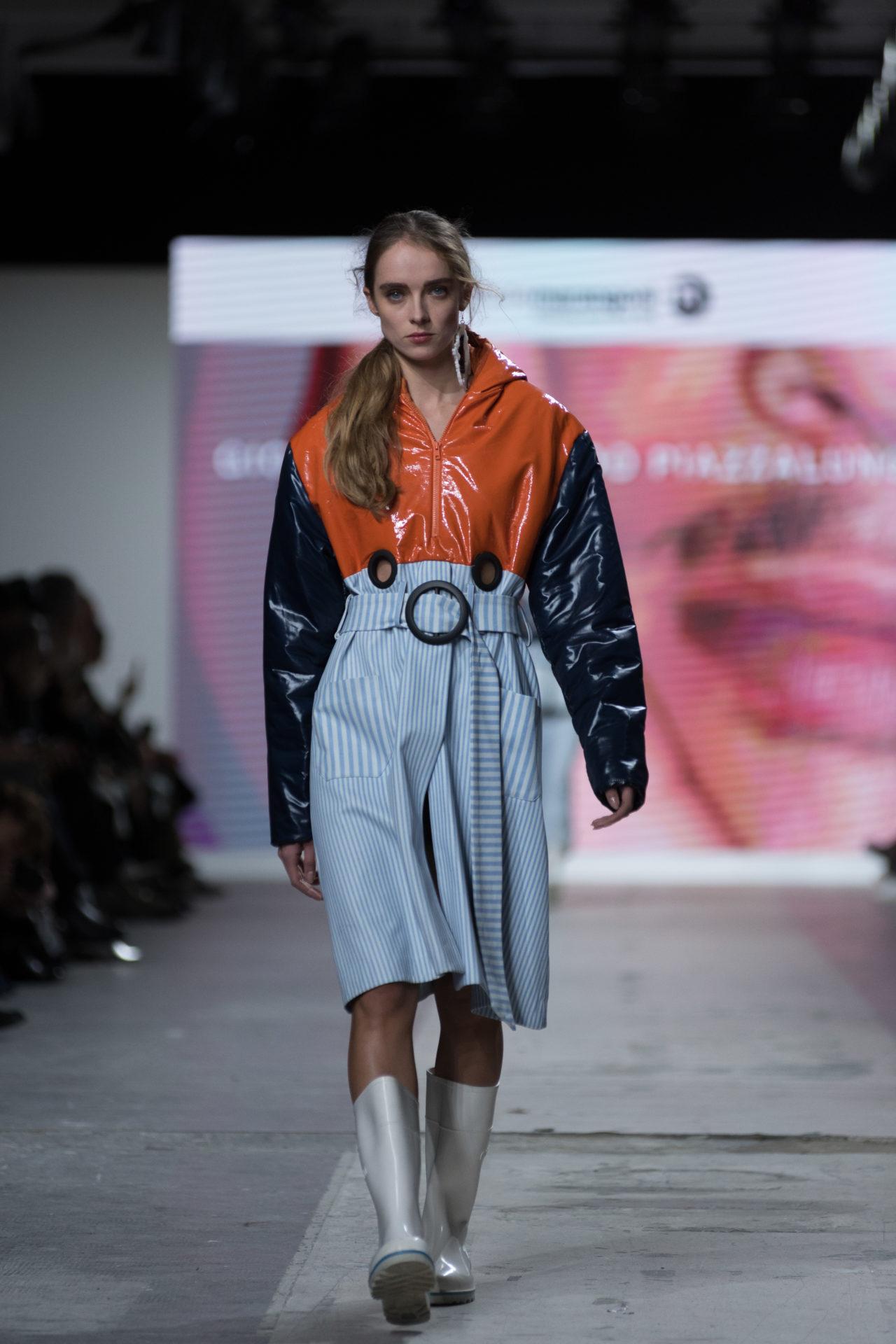 Fashion Designer: Giovanni Piazzalunga - Fashion Graduate Italia Fashion Show - Istituto Marangoni