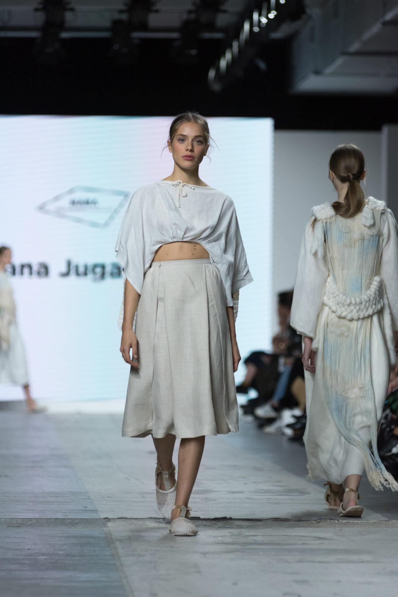 Fashion Designer: Oana Juganaru -Fashion Graduate Italia Fashion Show - NABA