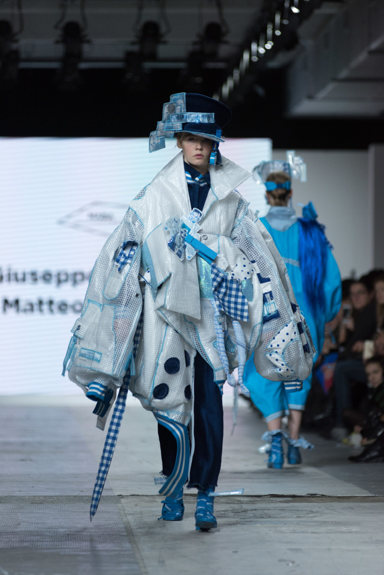 Fashion Designer: Giuseppe Casafina e Matteo De Toma - Fashion Graduate Italia Fashion Show - NABA