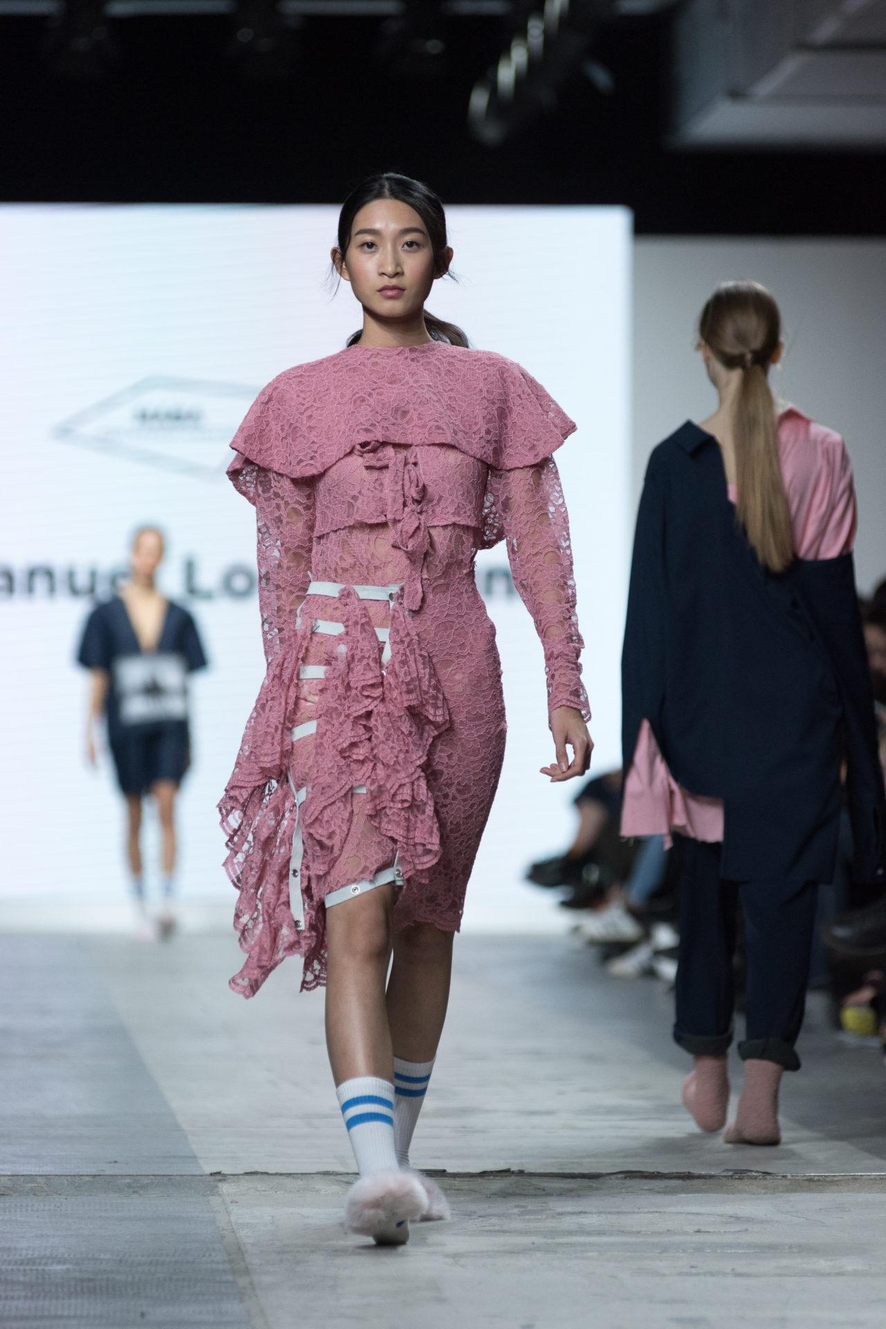 Fashion Designer: Luis Manuel Lopez Luna - Fashion Graduate Italia Fashion Show - NABA