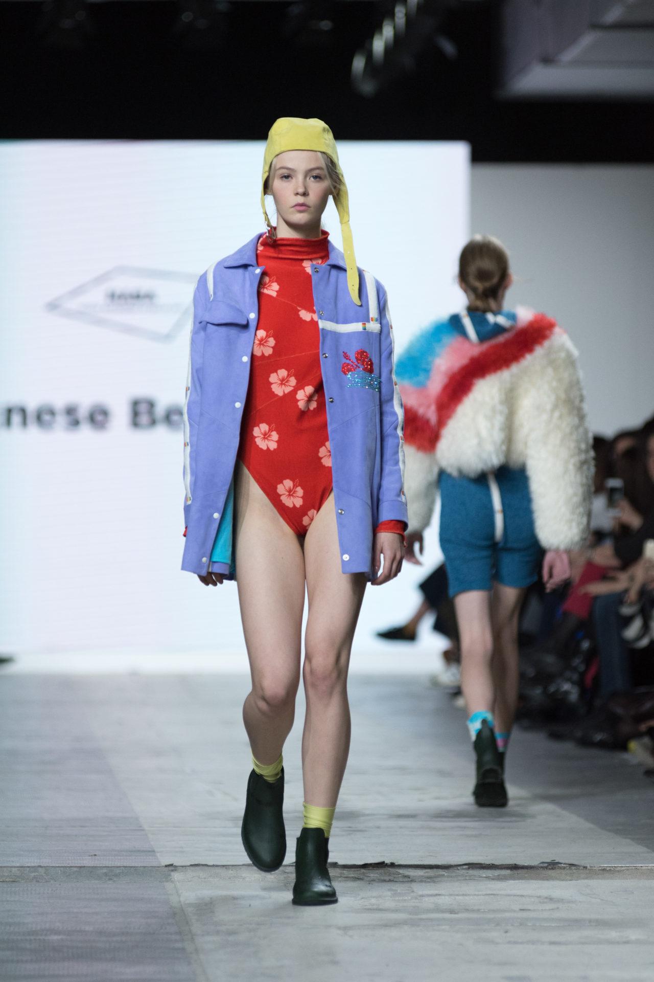 Fashion Designer: Agnese Beccatti-Fashion Graduate Italia Fashion Show - NABA