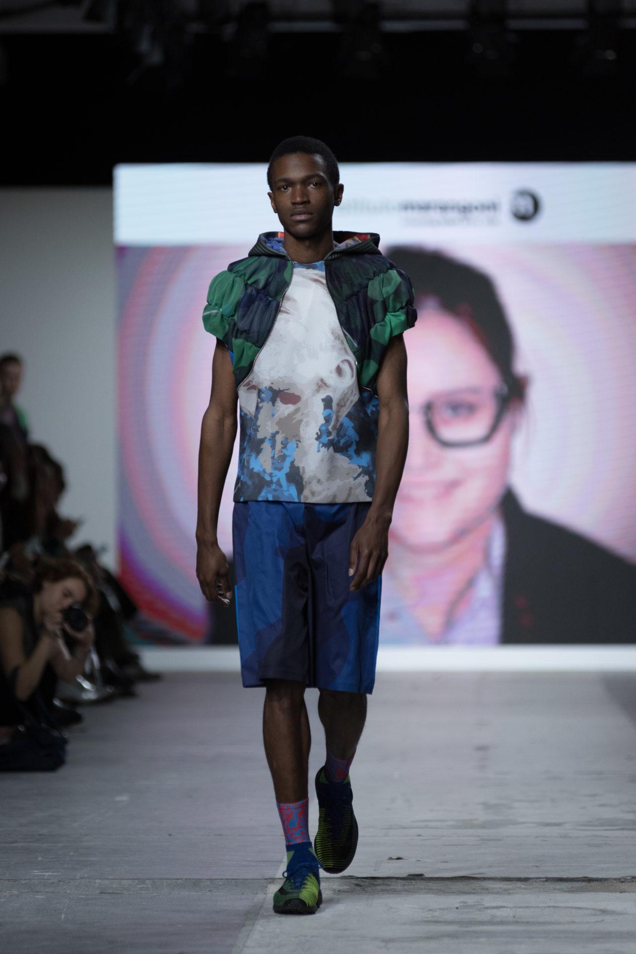 Fashion Designer: Giorgia Gentile - Fashion Graduate Italia Fashion Show - Istituto Marangoni