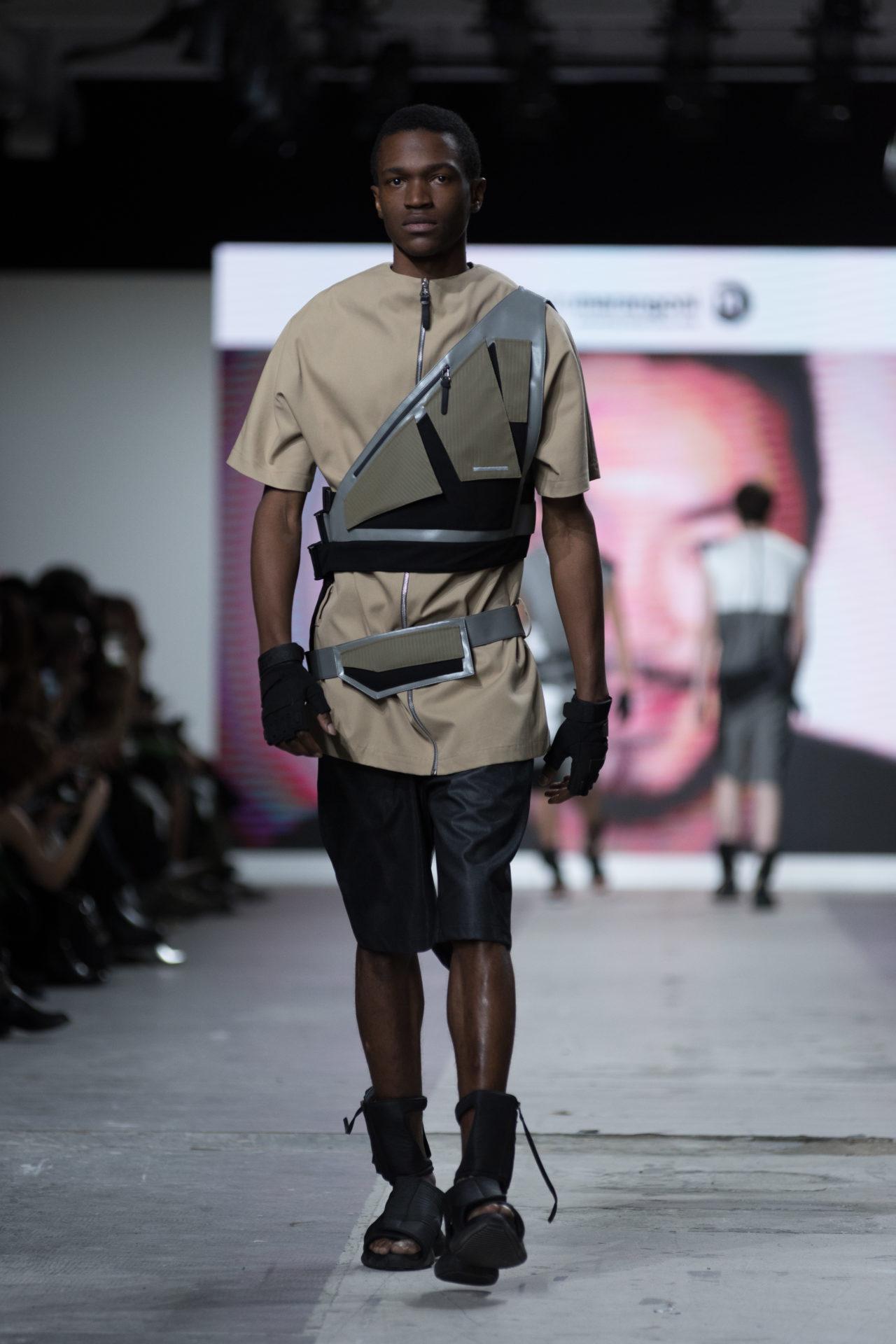 Fashion Designer: Hu Xin - Fashion Graduate Italia Fashion Show - Istituto Marangoni