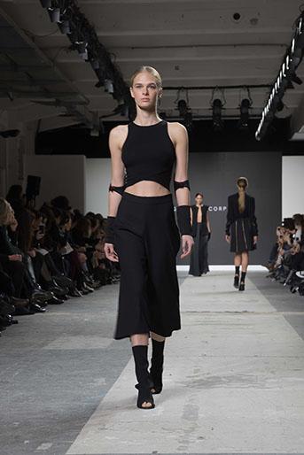 Fashion Designer: Giudeitta Corpaci - Fashion Graduate Italia Fashion Show - HARIM Accademia Euromediterranea
