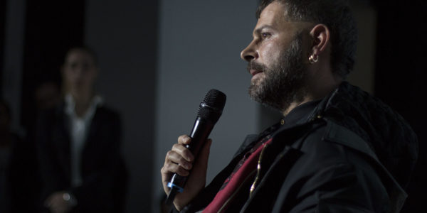 Talk Fausto Puglisi Fashion graduate Italia 2017