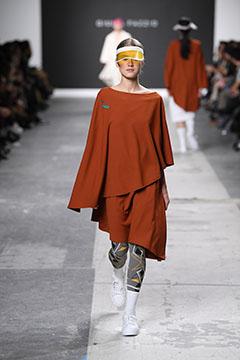 Fashion Designer: Giulia Fazzio - Fashion Graduate Italia Fashion Show - HARIM Accademia Euromediterranea