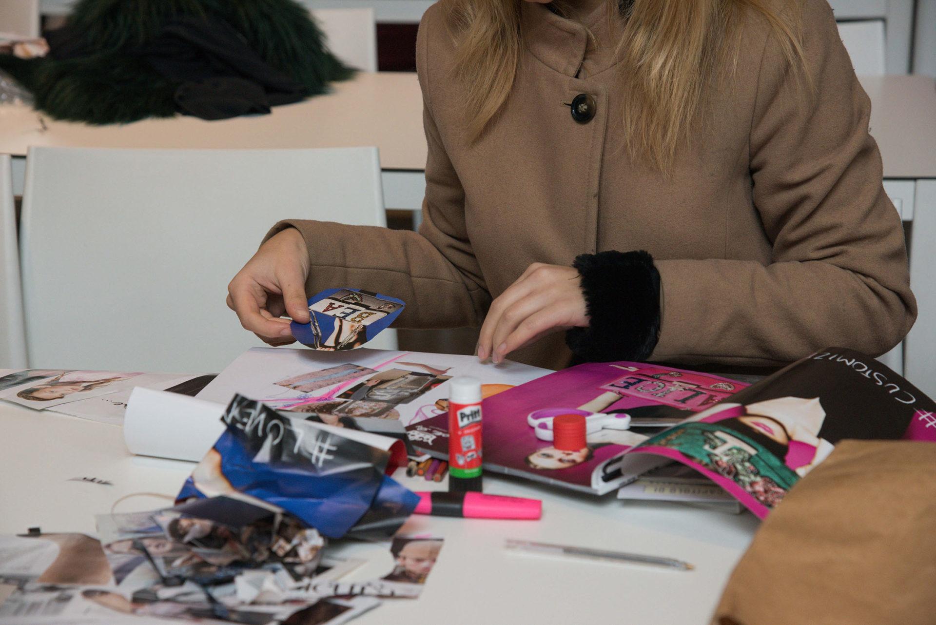 Workshop - fashion Graduate Italia 2017