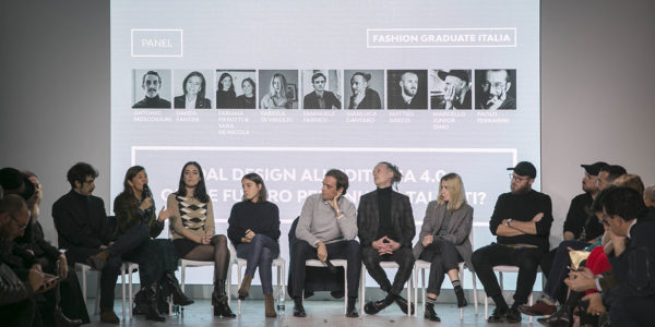 Talk e Panel – Fashion Graduate Italia 2017