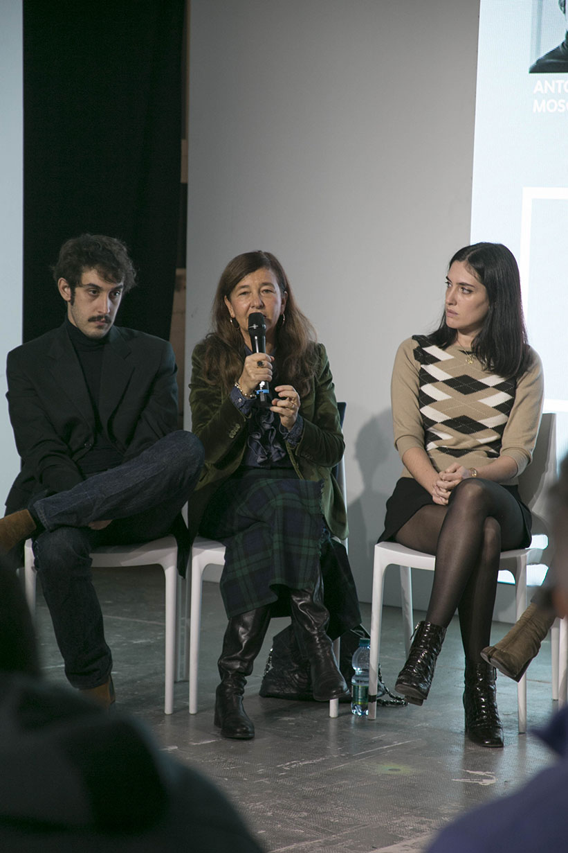 Talk e Panel - Fashion Graduate Italia 2017