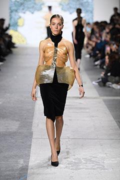 Fashion Designer: CROS OVER - Fashion Graduate Italia Fashion Show - LABA Libera Accademia di Belle Arti