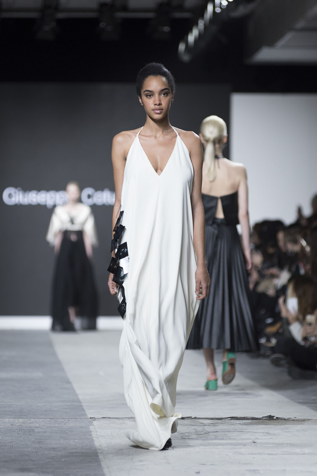 Fashion Designer: Giuseppe Cotugno - Fashion Graduate Italia Fashion Show - Accademia di Brera