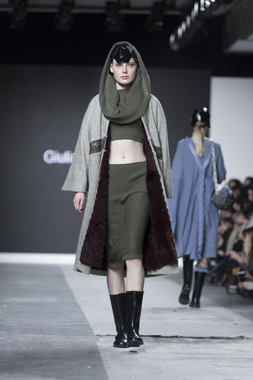 Fashion Designer: Giulia Faccia - Fashion Graduate Italia Fashion Show - Accademia di Brera