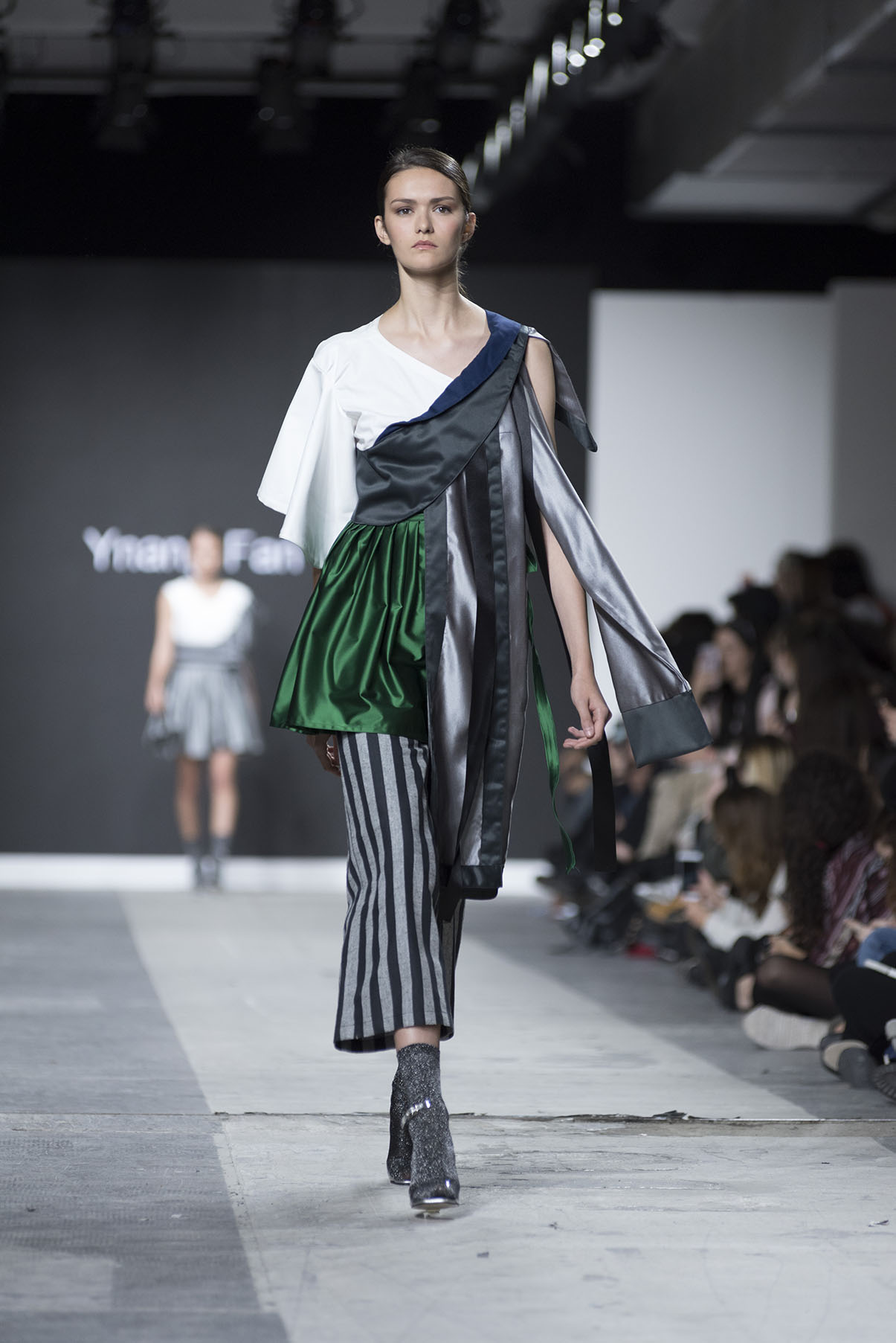 Fashion Designer: Ynang fan - Fashion Graduate Italia Fashion Show - Accademia di Brera