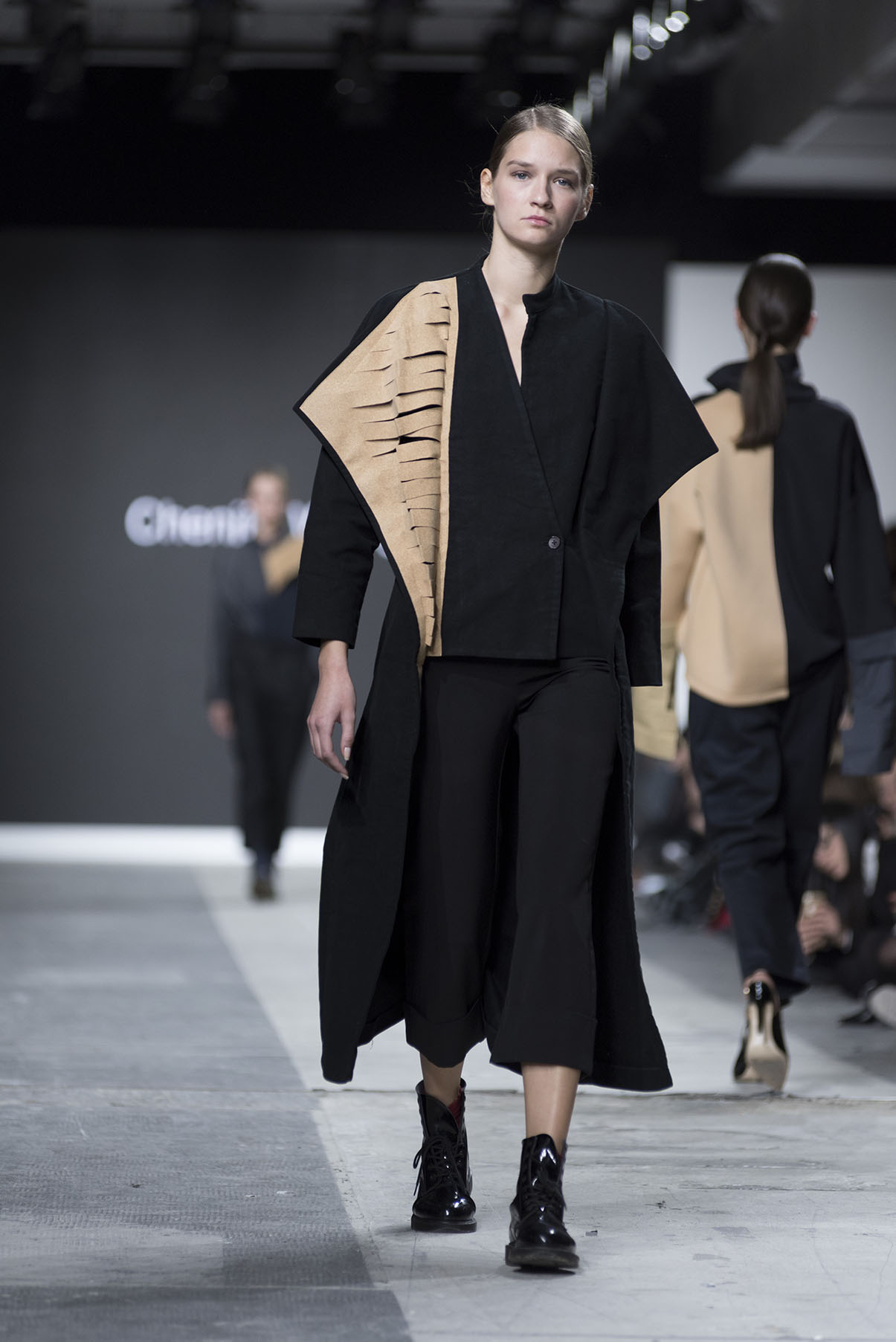 Fashion Designer: Chenjie Wang -Fashion Graduate Italia Fashion Show - Accademia di Brera