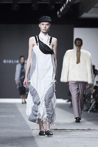 Fashion Designer: Giulia Mangano - Fashion Graduate Italia Fashion Show - HARIM Accademia Euromediterranea