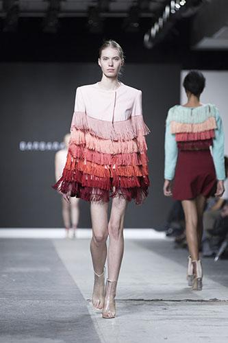 Fashion Designer: Barbara Trimboli- Fashion Graduate Italia Fashion Show - HARIM Accademia Euromediterranea