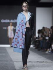Fashion Designer: Giada Alota – Fashion Graduate Italia Fashion Show – Ferrari Fashion School