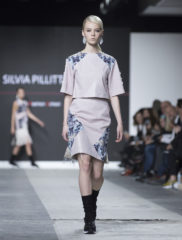 Fashion Designer: Silvia Pillitteri – Fashion Graduate Italia Fashion Show – Ferrari Fashion School
