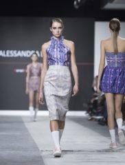 Fashion Designer: Alessandra Besoni- Fashion Graduate Italia Fashion Show – Ferrari Fashion School