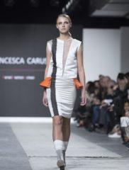 Fashion Designer: Francesca Caruso – Fashion Graduate Italia Fashion Show – Ferrari Fashion School