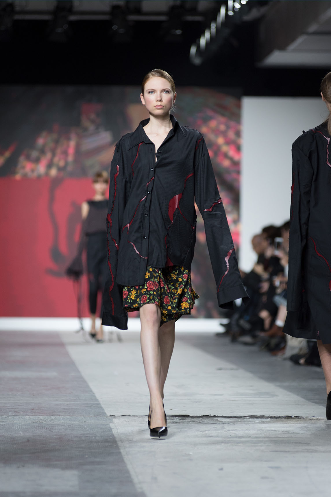 Fashion Designer: Antonio Palmiero - Fashion Graduate Italia Fashion Show - Istituto Secoli