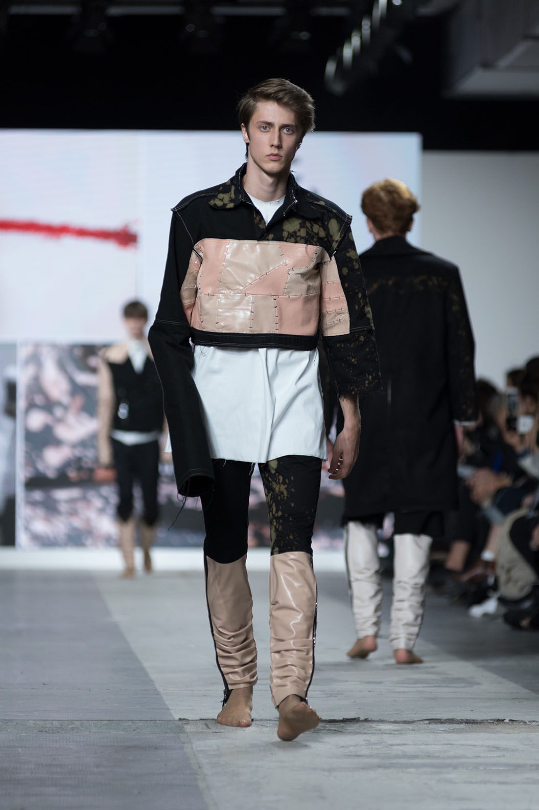 Fashion Designer: Filippo Todisco - Fashion Graduate Italia Fashion Show - Istituto Secoli