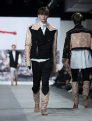 Fashion Designer: Filippo Todisco – Fashion Graduate Italia Fashion Show – Istituto Secoli