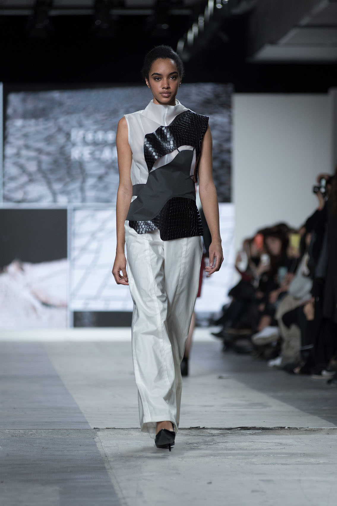Fashion Designer: Irene Incontri - Fashion Graduate Italia Fashion Show - Istituto Secoli