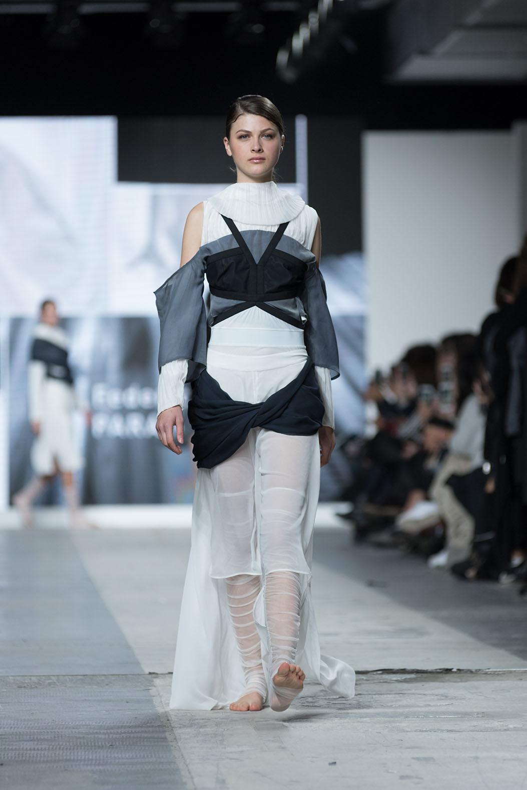 Fashion Designer: Federica Zanetti - Fashion Graduate Italia Fashion Show - Istituto Secoli