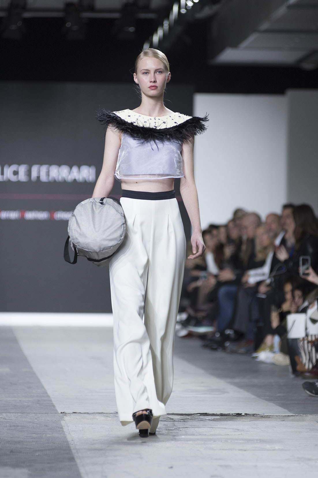 Fashion Designer: Alice Ferrarini - Fashion Graduate Italia Fashion Show - Ferrari Fashion School
