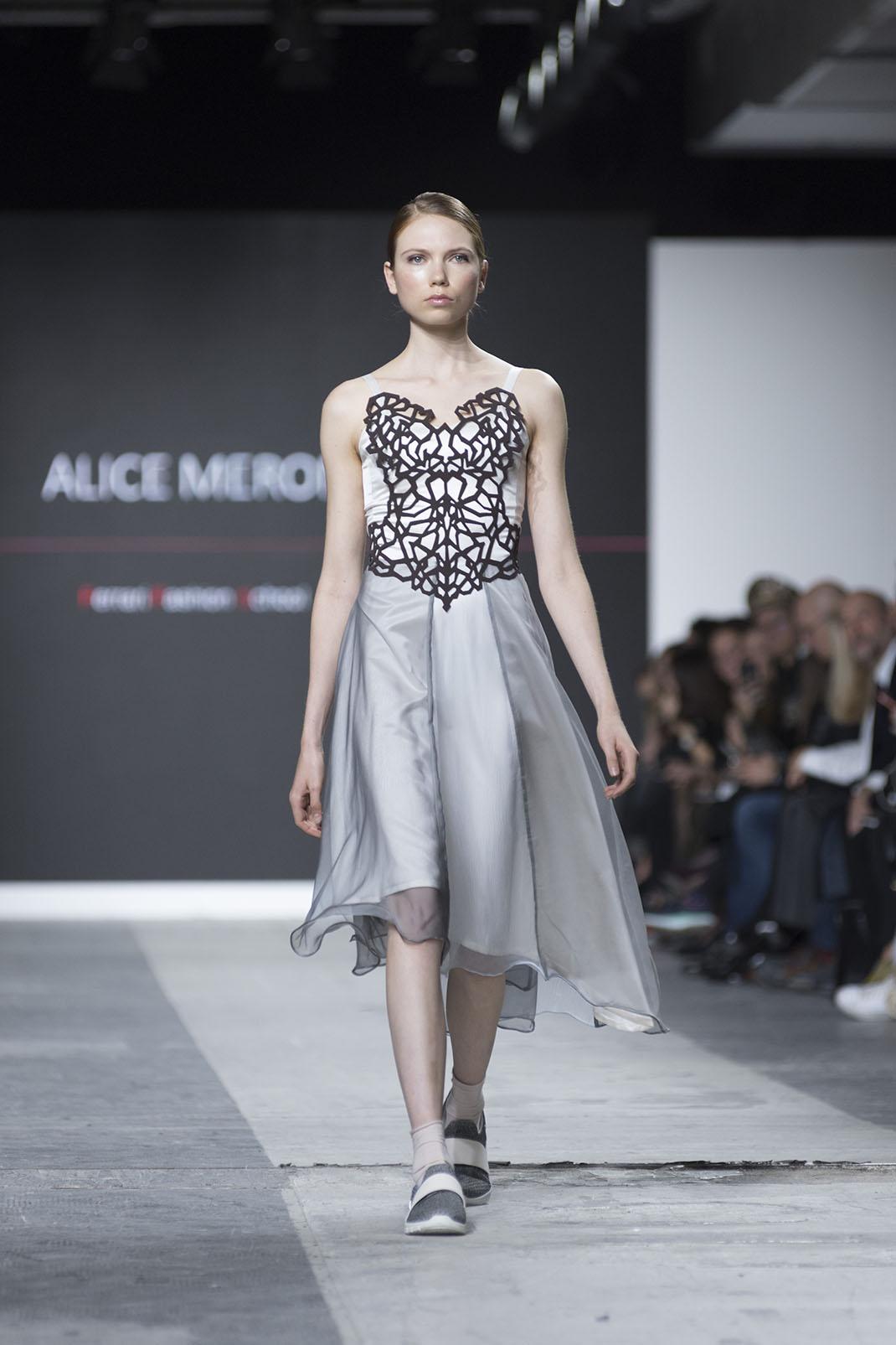Fashion Designer: Alice Moroni - Fashion Graduate Italia Fashion Show - Ferrari Fashion School