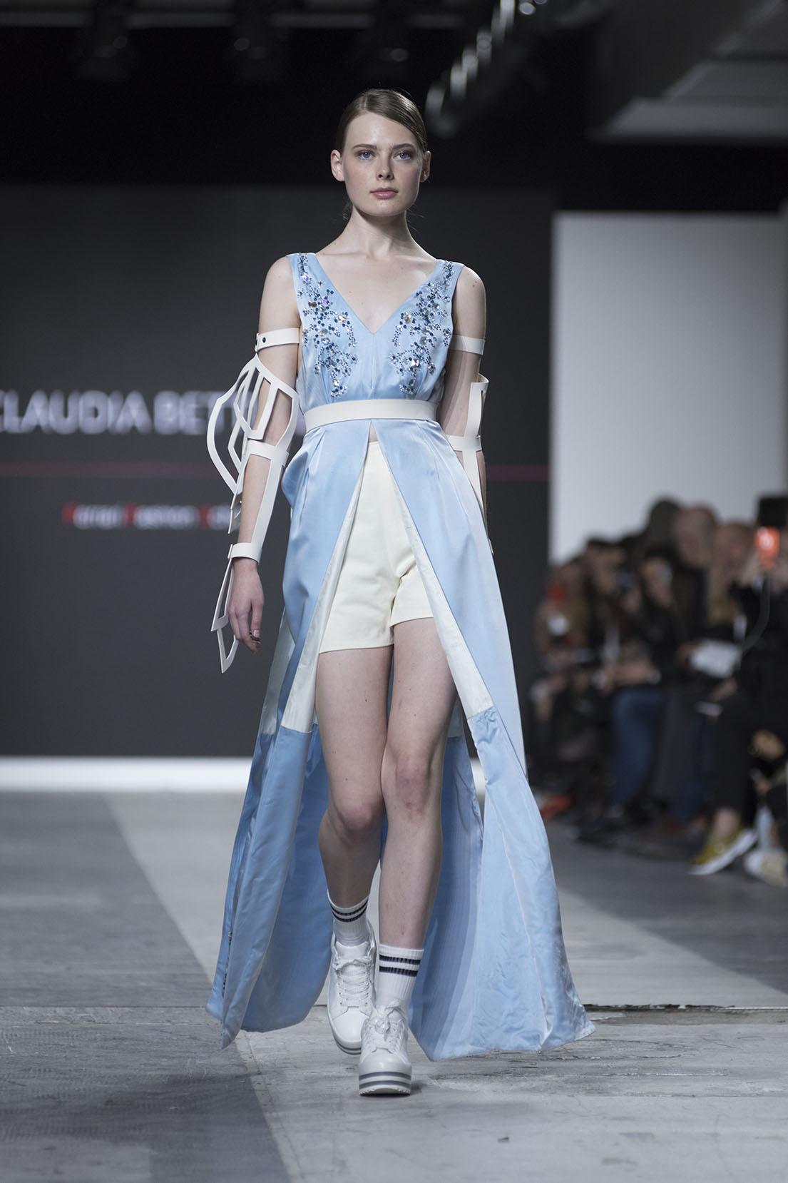 Fashion Designer: Claudia Bettinelli - Fashion Graduate Italia Fashion Show - Ferrari Fashion School