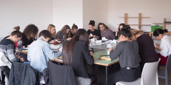Workshop – fashion Graduate Italia 2017